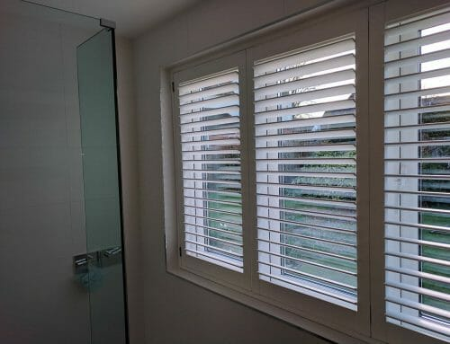 Bathroom Shutters 2