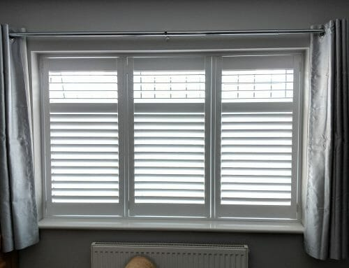 Shutters 3 Panel Straight